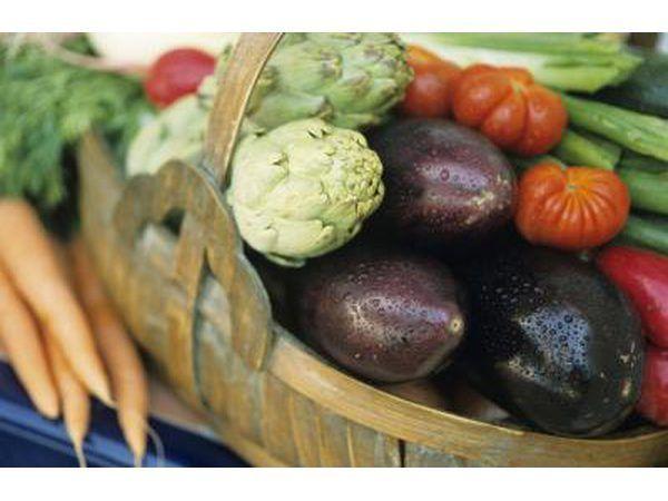 Mandjie groente