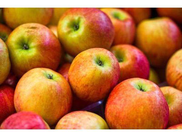Asyn, veral rou appelasyn, is beskou deur baie alkaliese dieet entoesiaste as `n alkalizing kos wat pH vlakke sal verhoog.