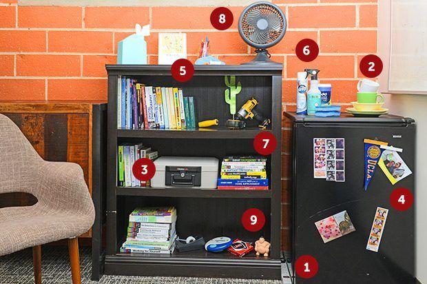 Slaapsale is waar die kollege lewe gebeur. Don`t forget these essentials!