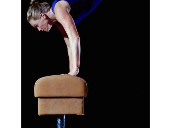 Gimnastiek kluis.