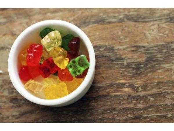 Bak van Gummy dra