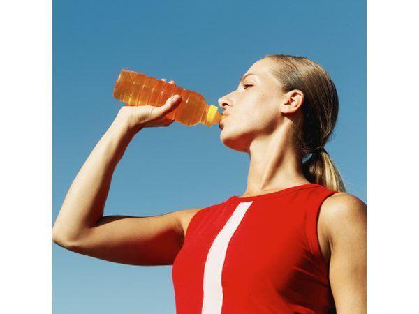 Gatorade bied elektroliete om jou liggaam te vul`s lost minerals.