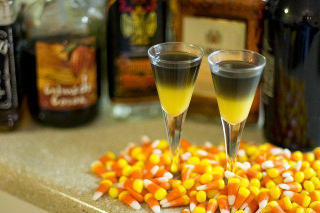 Halloween Bar Games