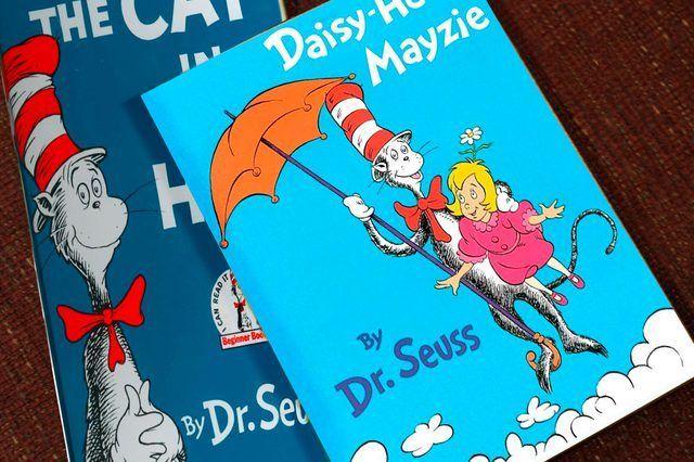 Tuisgemaakte Dr Seuss kostuums