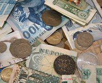 Wisselkoerse kan `n sterk invloed op die globale ondernemings.