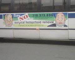 Hoe lank neem `n Hemroid Laaste?
