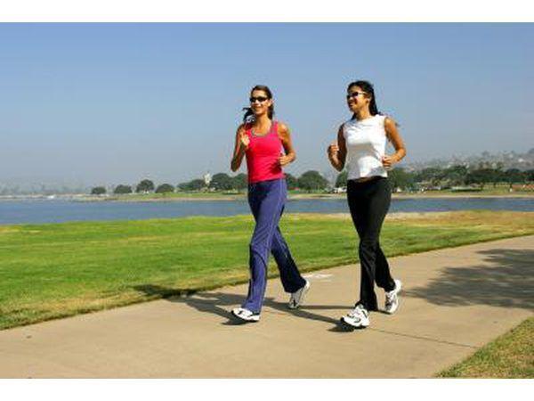 Hardloop is een van die mees doeltreffende, time-doeltreffende vorm van oefening.