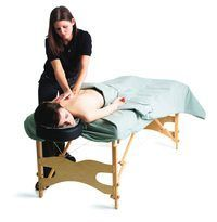 Draagbare massage tafels is goedkoper as stilstaande modelle, en kan `n leeftyd te hou indien dit behoorlik in stand gehou word.