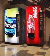 Koop Soda Vending Machines