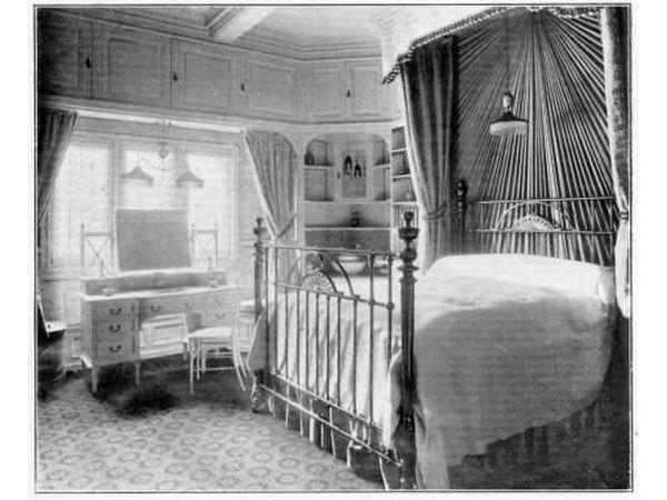 Slaapkamer in die lug