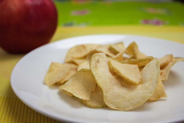 Hoe om Apple Chips Maak