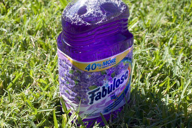 Hoe om Fabuloso Cleaner Gebruik