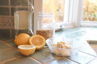 Hoe om Oatmeal Gebruik om te verwyder swartkoppies