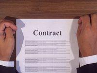 `N Kontrak administrasie planne bied die beste praktyke vir kontrak prestasie toesig.