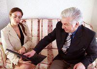 `N Goeie verkope rekening uitvoerende maak `n kliënt gemaklik oor besluitneming voel.