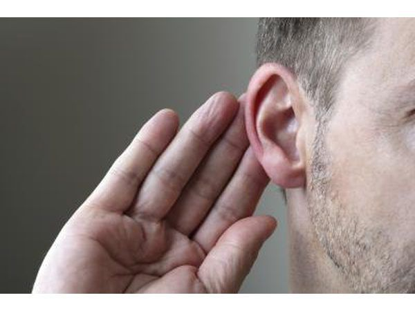 man luister