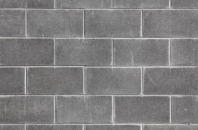 Betonblokke is gestandaardiseer vir die gemak van gebruik in die konstruksie