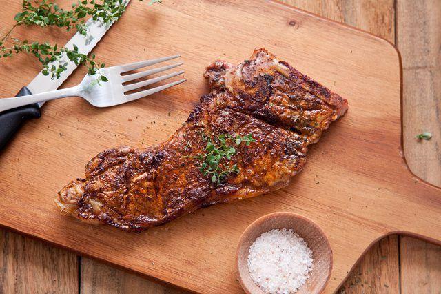 Wenke vir die rooster & Seasoning Steaks