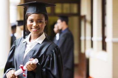 Gegradueerde met `n diploma