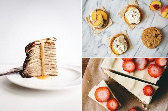 Unieke Desserts Dit Sit die Classic koekie resep om Shame