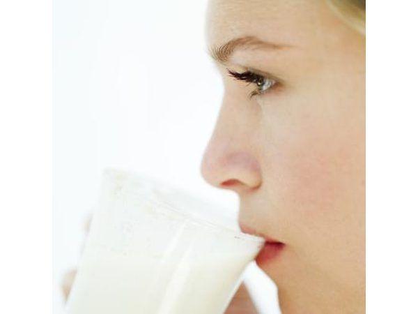 Te veel melk kan `n hoë urine kalsium veroorsaak