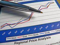 `N Suksesvolle finansiële direkteur increaes inkomste maatskappy met verloop van tyd.